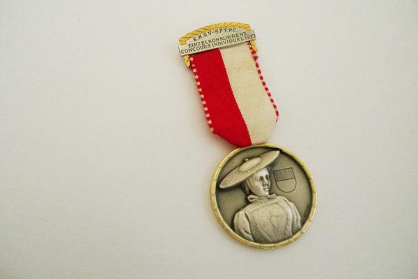 Medaille E.K.S.V. - S.F.T.P.C. 1973