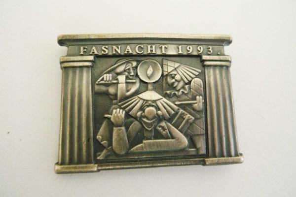Fasnacht Abzeichen Basel 1993
