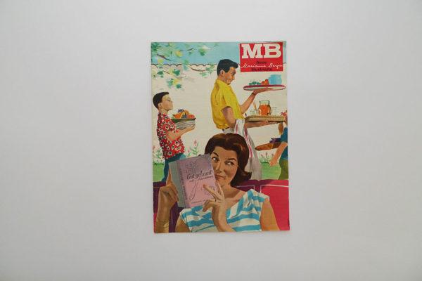 MB - Neue Marianne Berger Illustrierte