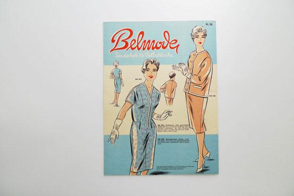 Belmode Strickheft Nr. 58
