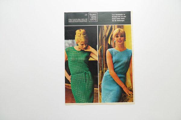 Ringiers Frauen + Mode Zeitung; Nr. 29