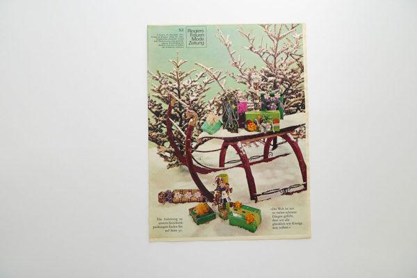Ringiers Frauen + Mode Zeitung; Nr. 52