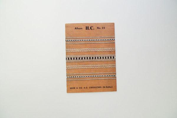 Album H.C. No. 22