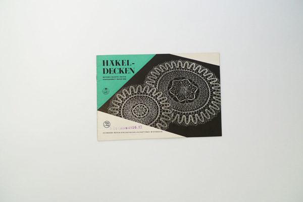 Häkel-Decken; Beyers bunte Reihe Handarbeit Band 2046