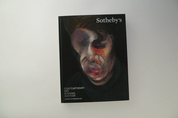 Sotheby's Contemporary Art Evening Auction