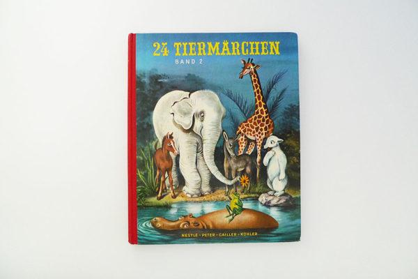 24 Tiermärchen; Band 2