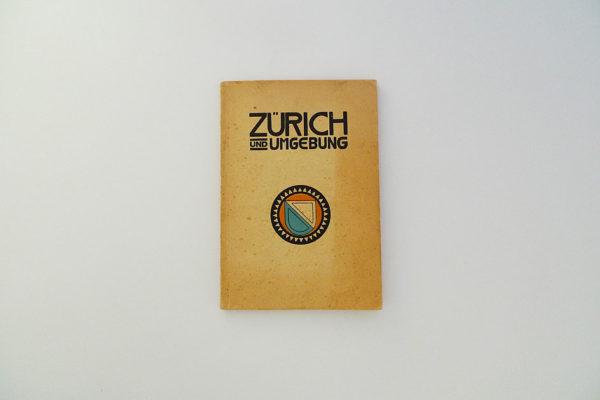 Zürich und Umgebung 1914