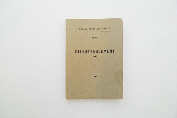 Dienstreglement (DR)
