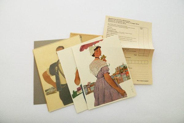Schweizer Trachten - Costumes Suisses - Costumi Svizzeri