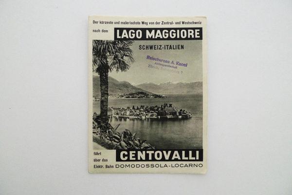 Lago Maggiore - Centovalli