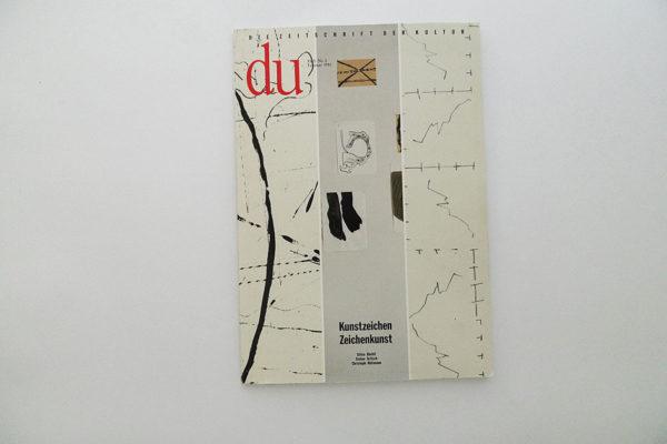 du; Kunstzeichen - Zeichenkunst