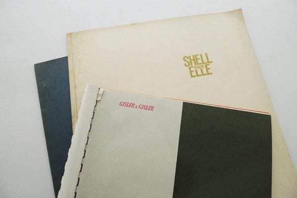 Shell pour Elle - Projekt 1964