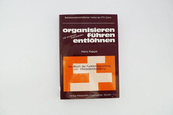 Organisieren, Führen, Entlöhnen