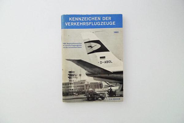 Kennzeichen der Verkehrsflugzeuge