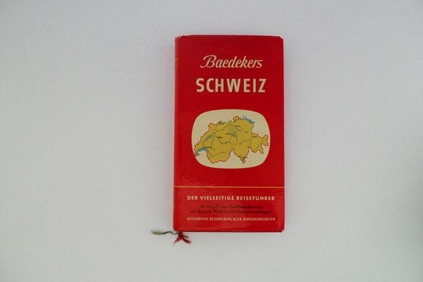 Baedekers Autoreiseführer. Schweiz