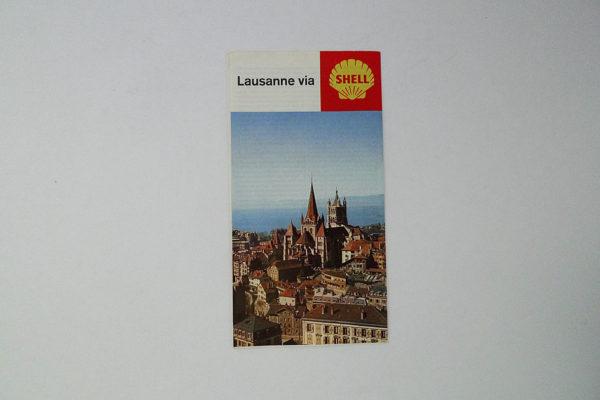 Lausanne via Shell