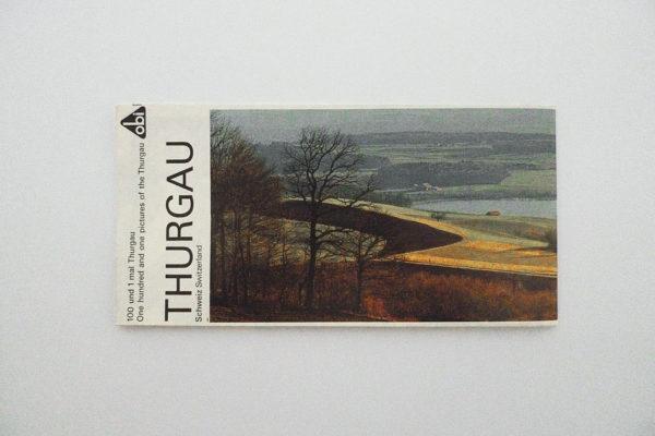 Thurgau Karte