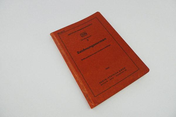 Zeichnungsnormen; DIN Taschenbuch 2