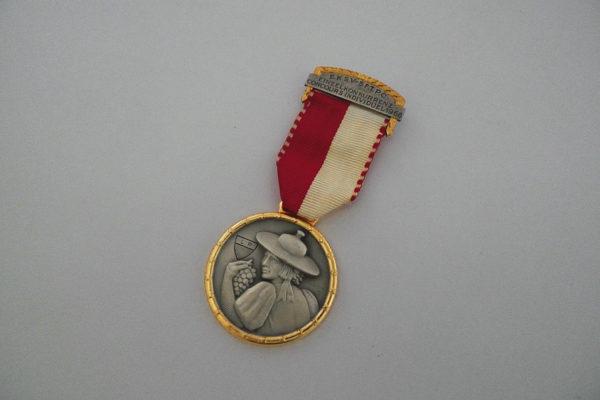 Medaille E.K.S.V. - S.F.T.P.C. 1968