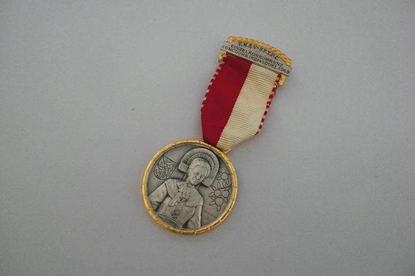 Medaille E.K.S.V. - S.F.T.P.C. 1969