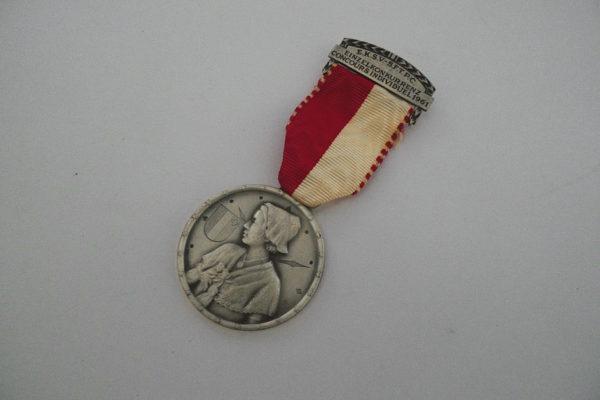 Medaille E.K.S.V. - S.F.T.P.C. 1961