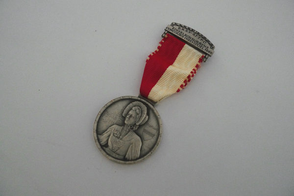 Medaille E.K.S.V. - S.F.T.P.C. 1966