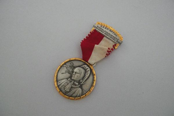 Medaille E.K.S.V. - S.F.T.P.C. 1958