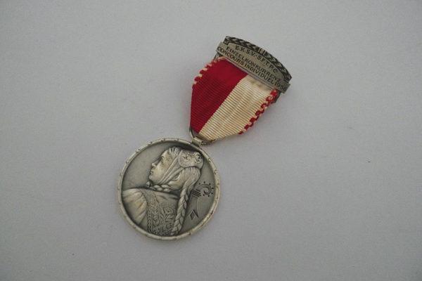 Medaille E.K.S.V. - S.F.T.P.C. 1956