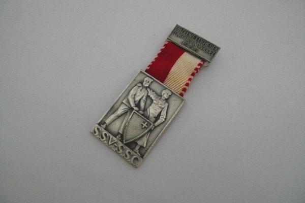 Medaille S.S.V. - S.S.C.