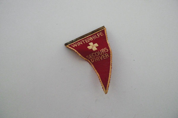 Pin Winterhilfe Schweiz 1942 / 1943