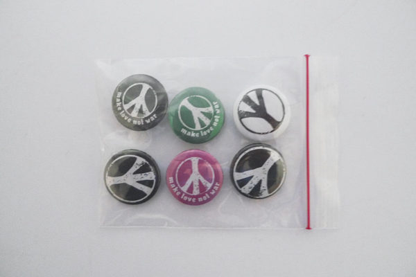 Pins Serie 3 Peace
