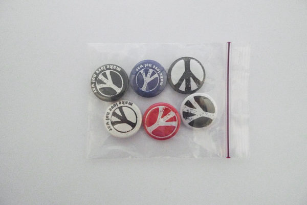 Pins Serie 4 Peace