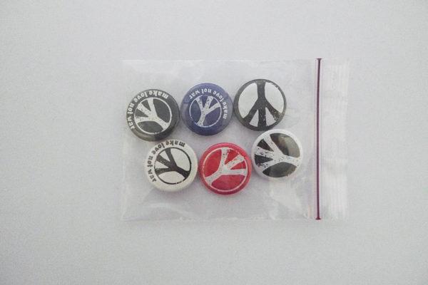 Pins Serie 4 Peace