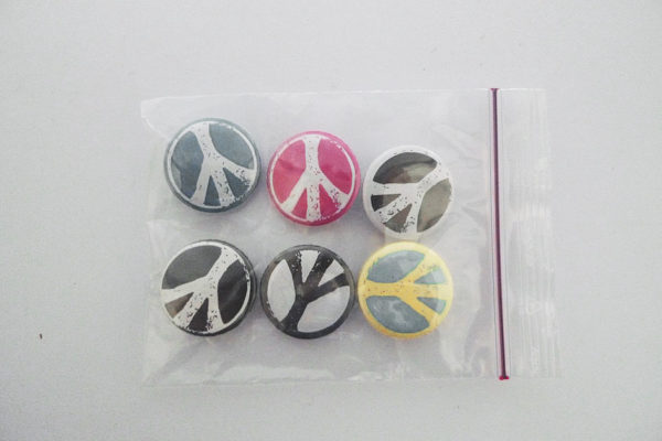 Pins Serie 9 Peace