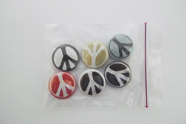 Pins Serie 11 Peace