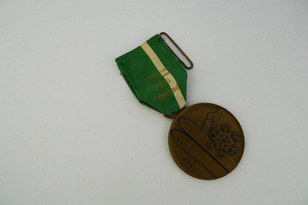 Medaille Migros Riesenslalom