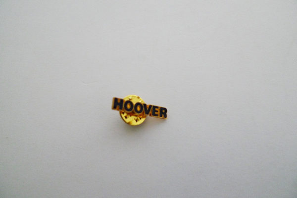 Pin HOOVER