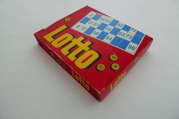 Lotto; Kleine Ausgabe