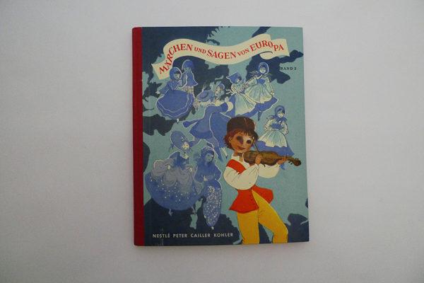 Märchen und Sagen von Europa