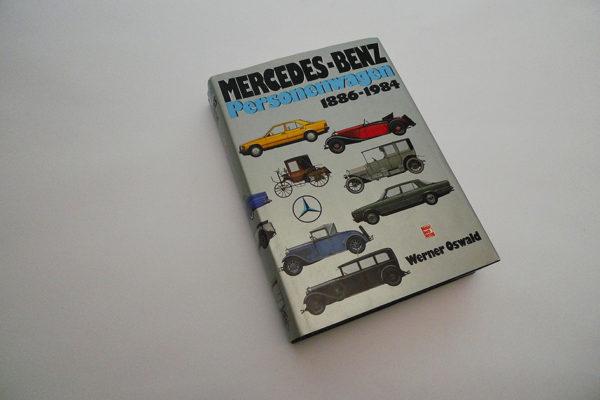 Mercedes-Benz Personenwagen 1886 - 1984