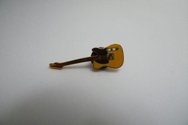 Pin Gitarre