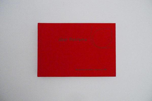 Über Reklame - Werbemittel der Embru-Werke bis 1950