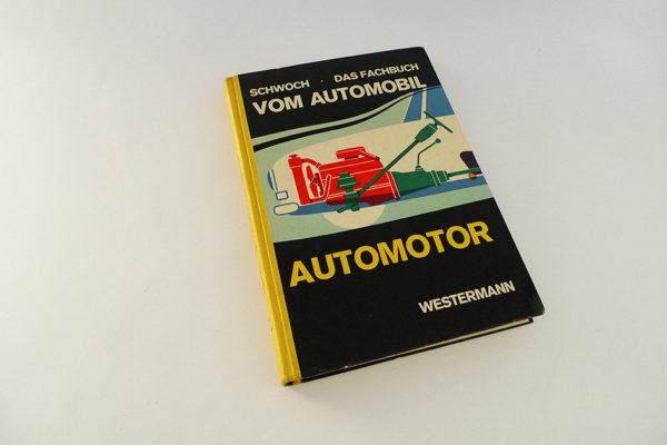 Das Fachbuch vom Automobil. Automotor