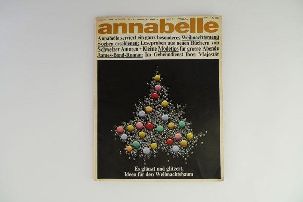 annabelle; 3. Dezember 1969
