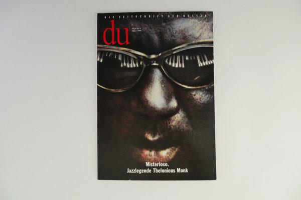du; Misterioso: Jazzlegende Thelonious Monk