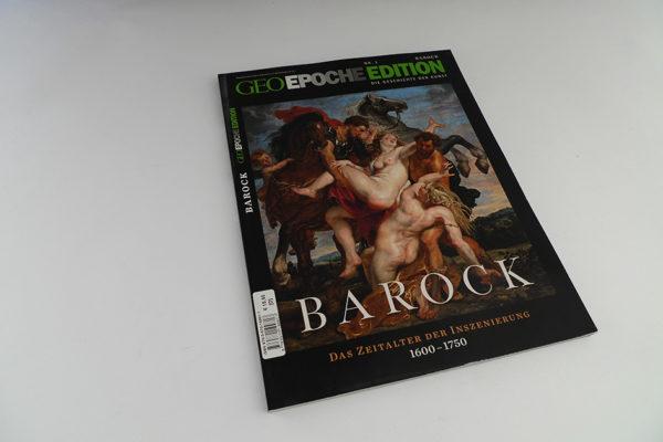 GEO EPOCHE EDITION Barock