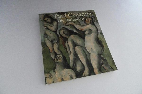 Paul Cèzanne. Die Badenden