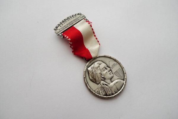 Medaille E.K.S.V. - S.F.T.P.C. 1962