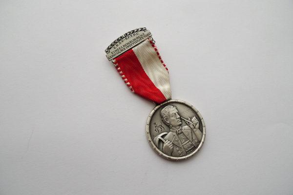 Medaille E.K.S.V. - S.F.T.P.C. 1960