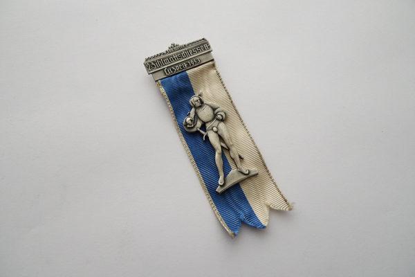 Medaille 2. Zihlmattschiessen Luzern 1953